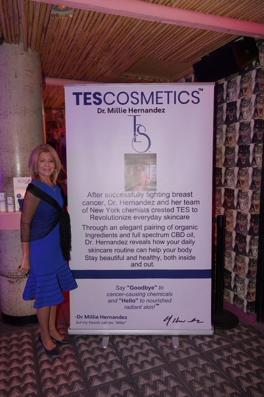 IMG 7092 533x800 - First CBD Isolate derived from Hemp Skincare Line Designed by a Medical Doctor, TEScosmetics™, Makes Market DebutToday