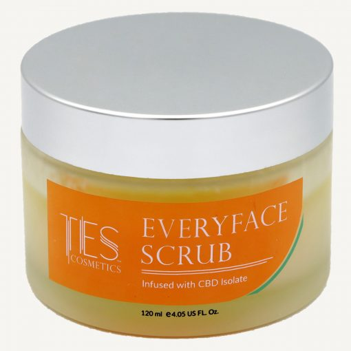 TES - bottles - scrub - large